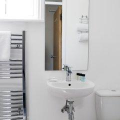 Отель Sea Spray Великобритания, Брайтон - отзывы, цены и фото номеров - забронировать отель Sea Spray онлайн ванная