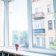 Гостиница A&S Hostel Mikhailovsky Украина, Киев - отзывы, цены и фото номеров - забронировать гостиницу A&S Hostel Mikhailovsky онлайн балкон