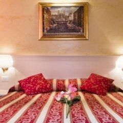 Отель Domus Trevi 3* Стандартный номер с различными типами кроватей фото 24