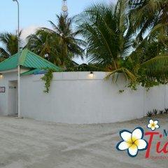 Отель Maison Tiare' Maldives Thulusdhoo Остров Гасфинолу парковка