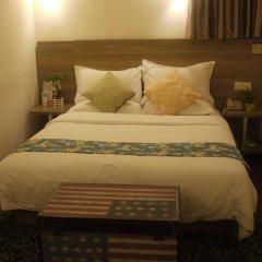 Sotel Inn Hotel Guangzhou Shang Xia Jiu 2* Стандартный номер с различными типами кроватей