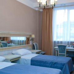 Гостиница Троя Вест 3* Стандартный номер с различными типами кроватей фото 16