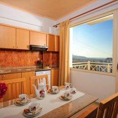 Notos Heights Hotel & Suites 4* Полулюкс с различными типами кроватей фото 17