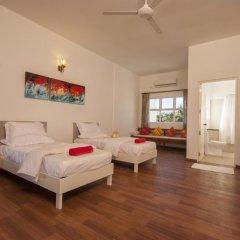 Отель Amra Palace 4* Улучшенный номер с различными типами кроватей фото 4