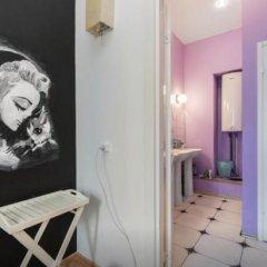 Хостел Ура рядом с Казанским Собором Номер с общей ванной комнатой с различными типами кроватей (общая ванная комната) фото 33