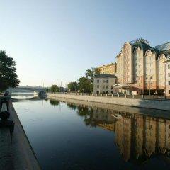 Отель Россо Рива Москва приотельная территория