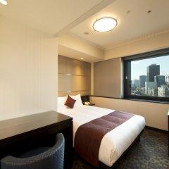 Hotel Villa Fontaine Tokyo-Shiodome 3* Стандартный номер с различными типами кроватей фото 11