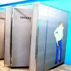 Pak-Up Hostel ванная