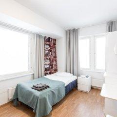 Отель Forenom Aparthotel Helsinki Herttoniemi Стандартный номер с различными типами кроватей фото 7