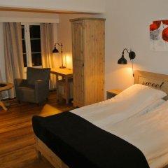 Отель Dale Gudbrands Gard комната для гостей