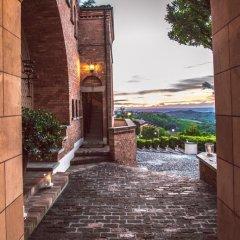Отель Castello Di Mornico Losana Морнико-Лозана фото 4