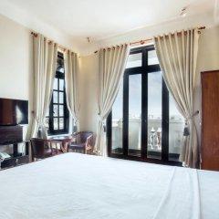 Отель Blue An Bang Villa 2* Стандартный номер с различными типами кроватей фото 7
