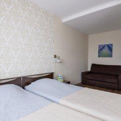 Hotel Mezaparks 3* Стандартный номер с 2 отдельными кроватями фото 12