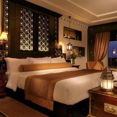 Отель Radisson Blu Resort, Sharjah 5* Люкс с различными типами кроватей фото 2