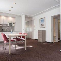 Апартаменты Ema House Serviced Apartments, Superior Standard, Unterstrass Цюрих в номере фото 2