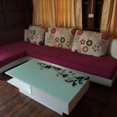Отель Bangpo Village Бунгало с различными типами кроватей фото 10