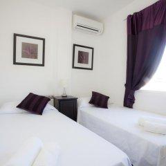 Отель Carmen Apartments Испания, Валенсия - отзывы, цены и фото номеров - забронировать отель Carmen Apartments онлайн комната для гостей фото 5