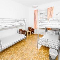 Birka Hostel Кровать в общем номере с двухъярусной кроватью фото 8