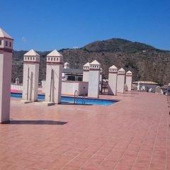 Отель Velez Nazari пляж