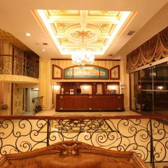 DeLuxe Golden Horn Sultanahmet Hotel интерьер отеля фото 2