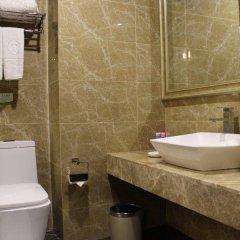Xinte Hengtai Hotel 2* Стандартный номер с различными типами кроватей фото 3