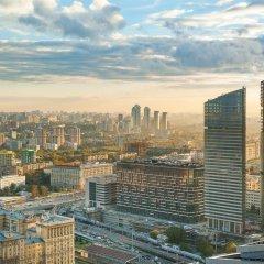 Malliott Moscow City Hotel балкон