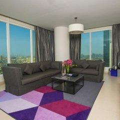 Nassima Tower Hotel Apartments 5* Апартаменты с различными типами кроватей