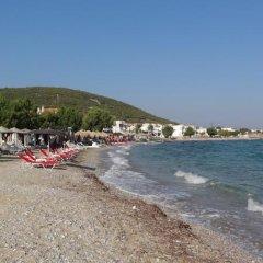 Отель Agistri Греция, Агистри - отзывы, цены и фото номеров - забронировать отель Agistri онлайн пляж фото 2
