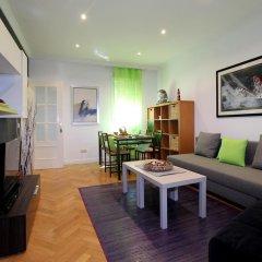 Отель Apartamentos Dali Madrid Испания, Мадрид - отзывы, цены и фото номеров - забронировать отель Apartamentos Dali Madrid онлайн комната для гостей фото 3
