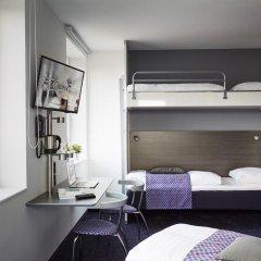 HOTEL CABINN Vejle Hotel 2* Номер категории Эконом с различными типами кроватей фото 2