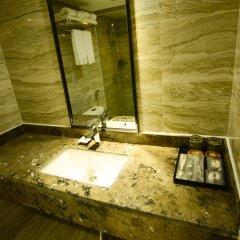 Отель Insail Hotels Railway Station Guangzhou 3* Номер Делюкс с различными типами кроватей фото 11