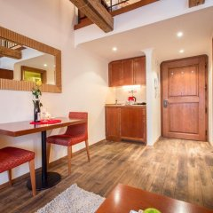 The Nicholas Hotel Residence 3* Студия Делюкс с различными типами кроватей фото 20