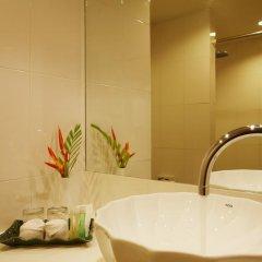 Отель Diamond Cottage Resort And Spa пляж Ката ванная