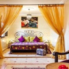 Отель Riad La Kahana 2* Стандартный номер с различными типами кроватей фото 2