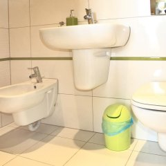 Отель Apartament Yasminum Вроцлав ванная фото 2