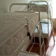 Хостел Online Кровать в общем номере с двухъярусной кроватью фото 7