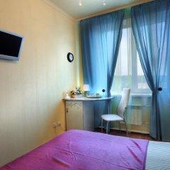 Мини-Отель Де Пари 3* Стандартный номер двуспальная кровать