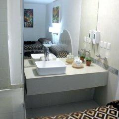 Отель Plaza Caribe Мексика, Канкун - отзывы, цены и фото номеров - забронировать отель Plaza Caribe онлайн ванная фото 3