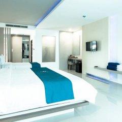 The Phu Beach Hotel 3* Номер Делюкс с двуспальной кроватью фото 4