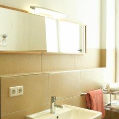 Hotel-Pension Kleist Берлин ванная