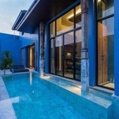 Отель Wings Phuket Villa by Two Villas HOLIDAY балкон