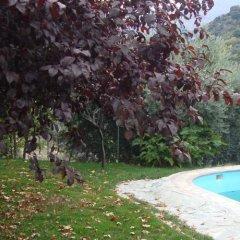 Отель Alixar de Guejar Sierra бассейн