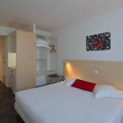 Hotel Paris Saint-Ouen 3* Стандартный номер с различными типами кроватей фото 5