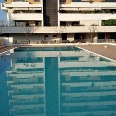 Апартаменты Páteo Central Apartment бассейн
