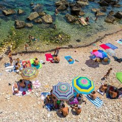Отель Appartamento a Ortigia Сиракуза пляж
