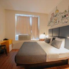 Отель CITY ROOMS NYC - Soho Стандартный номер с различными типами кроватей фото 3