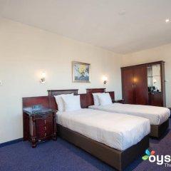 Отель XO Hotels Blue Tower 4* Представительский номер с различными типами кроватей фото 33