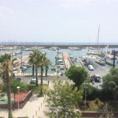 Отель URH Ciutat de Mataró пляж