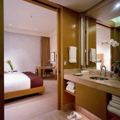 Отель Grand Hyatt Sao Paulo 5* Номер категории Премиум с различными типами кроватей фото 3