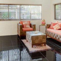 Отель Sea View Apartments Таиланд, На Чом Тхиан - отзывы, цены и фото номеров - забронировать отель Sea View Apartments онлайн интерьер отеля фото 3
